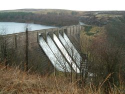 Thruscross Dam